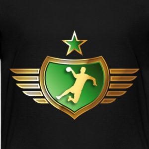 handballer_072015_d14 T-Shirts - Teenager Premium T-Shirt