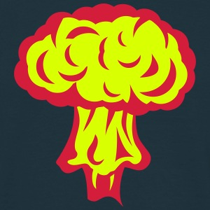 Explosion atomic nuclear mushroom T-Shirts - Men's T-Shirt