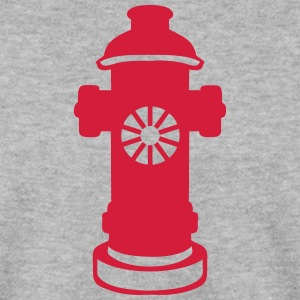 Fire hydrant 8 Hoodies & Sweatshirts - Men's Sweatshirt