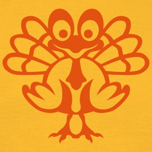 Turkey drawing 206 T-Shirts - Men's T-Shirt