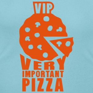 vip very important pizza 1 Tee shirts - T-shirt col rond U Femme