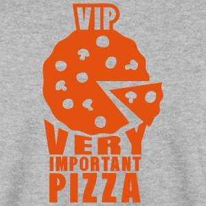 vip very important pizza quote Hoodies & Sweatshirts - Men's Sweatshirt