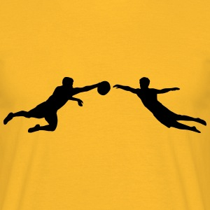 Ultimate Frisbee men T-Shirts - Men's T-Shirt