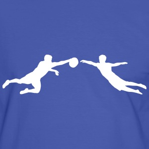 Ultimate Frisbee men Tee shirts - T-shirt contraste Homme