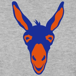 Animal head donkey 106 Hoodies & Sweatshirts - Men's Sweatshirt
