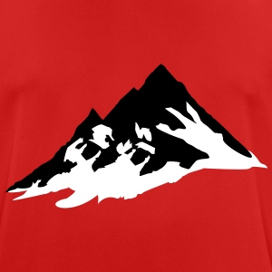 mountain, mountains T-Shirts - Men's Breathable T-Shirt