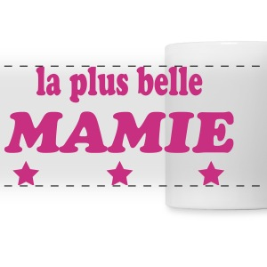 La plus belle mamie 111 Mugs & Drinkware - Panoramic Mug