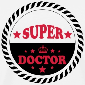 Super doctor 222 T-shirts - Herre premium T-shirt