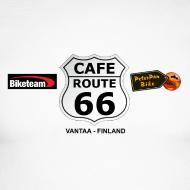 Grafiikka ~ Cafe Route66 long