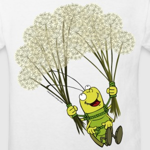 Kinder Bio-T-Shirt - Georg der Flieger - Kinder Bio-T-Shirt