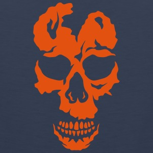 skull halloween 29052 Sports wear - Men's Premium Tank Top
