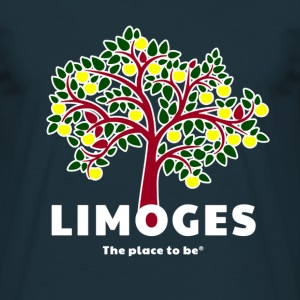 Limoges Pomme du Limousin Tee shirts - T-shirt Homme