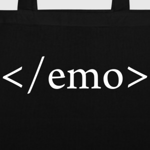 NO EMO Bags & Backpacks - Tote Bag