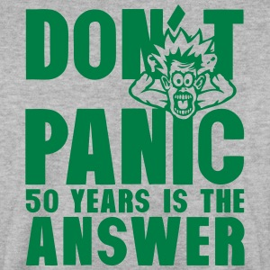 50 years dont panic anniversaire is the Sweat-shirts - Sweat-shirt Homme