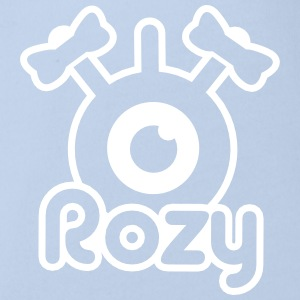 TheFunYbuddies - Rozy / Baby One-Piece - Body bébé bio manches courtes