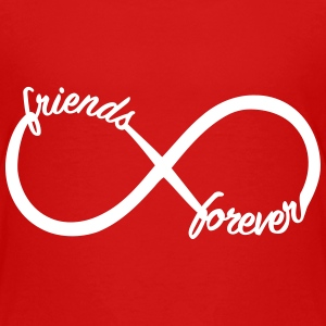 Friends forever T-Shirts - Kinder Premium T-Shirt