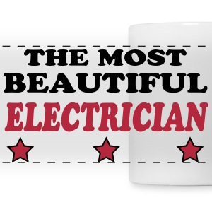 The most beautiful electrician 222 Tazze & Accessori - Tazza con vista