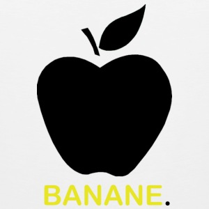 Banana or apple? Tank Tops - Men's Premium Tank Top