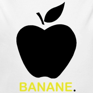 Banana or apple? Baby Bodys - Baby Bio-Langarm-Body