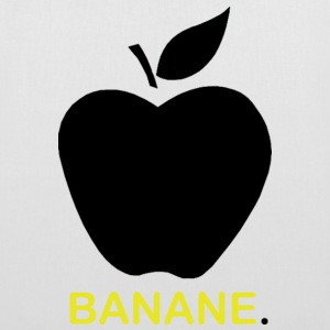 Banana or apple? Borse & zaini - Borsa di stoffa
