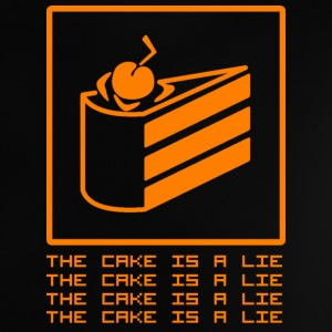 THE CAKE IS A LIE Shirts - Baby T-shirt