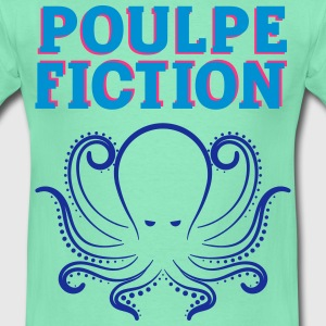 POULPE FICTION - T-shirt Homme
