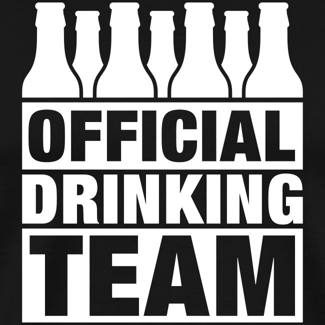 Official Drinking Team T-shirt