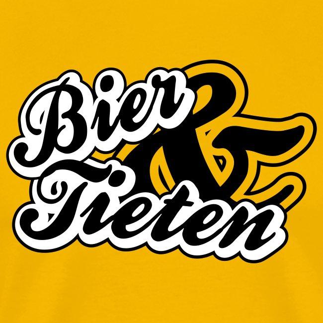 Bier & Tieten T-shirt