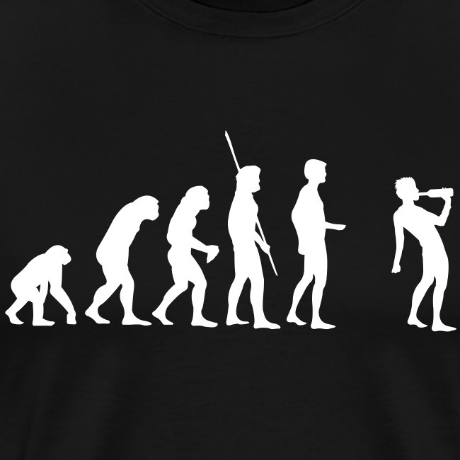Evolutie T-shirt