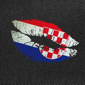Mouth Croatia Caps & Mützen - Snapback Cap