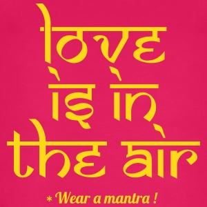 LOVE IS IN THE AIR - Top da donna ecologico