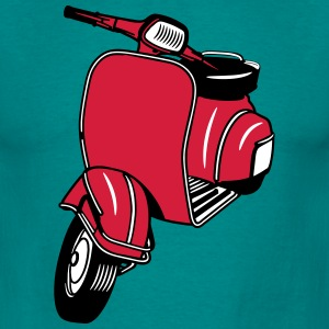 freedom Travel Scooter T-Shirts - Men's T-Shirt