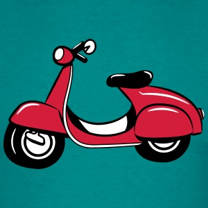 Scooter riding Scooter T-Shirts - Men's T-Shirt
