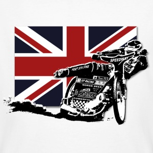 Speedway - Union Jack T-Shirts - Men's Organic T-shirt