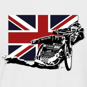 Speedway - Union Jack T-Shirts - Men's Baseball T-Shirt
