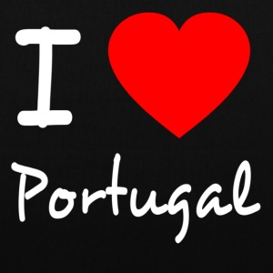 I LOVE PORTUGAL Bags & Backpacks - Tote Bag