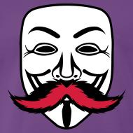 Motif ~ Anonymous Anonymoustache
