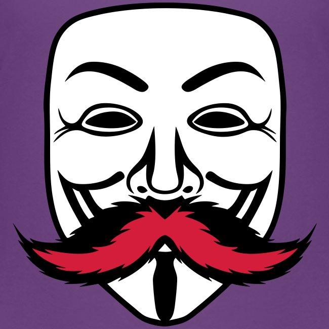 Anonymous Anonymoustache