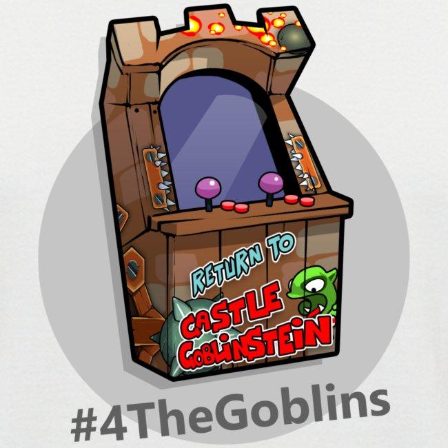 Tshirt #4TheGoblins