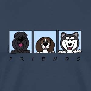 Friends1 - Männer Premium T-Shirt