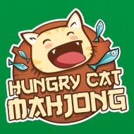Design ~ Tote Bag Hungry Cat Mahjong