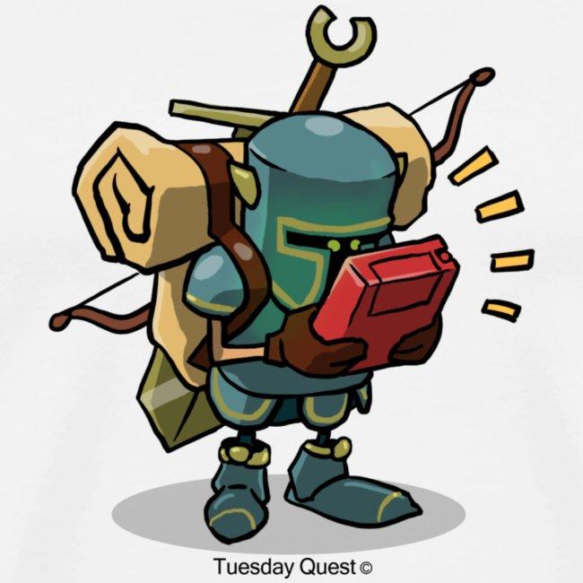 Tshirt Tuesday Quest (Men)