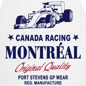 Formela One - Montreal Canada  Aprons - Cooking Apron