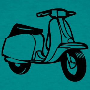 cool scooters T-shirts - Mannen T-shirt