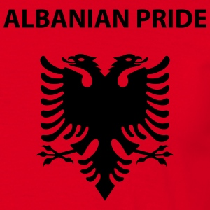 albanian pride - Men's T-Shirt