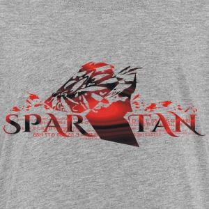 krieger/spartanen/strijder Shirts - Teenager Premium T-shirt