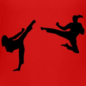Martial Arts - women Tee shirts - T-shirt Premium Enfant