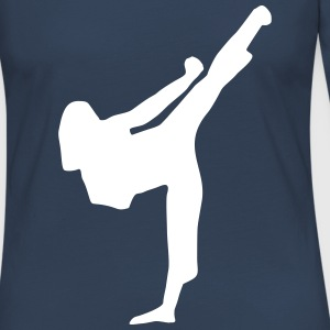 Martial Arts - woman Manga larga - Camiseta de manga larga premium mujer
