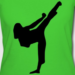 Martial Arts - woman Magliette - T-shirt ecologica da donna