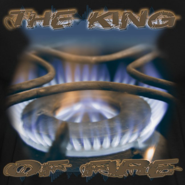 King Of Fire - BlueGold